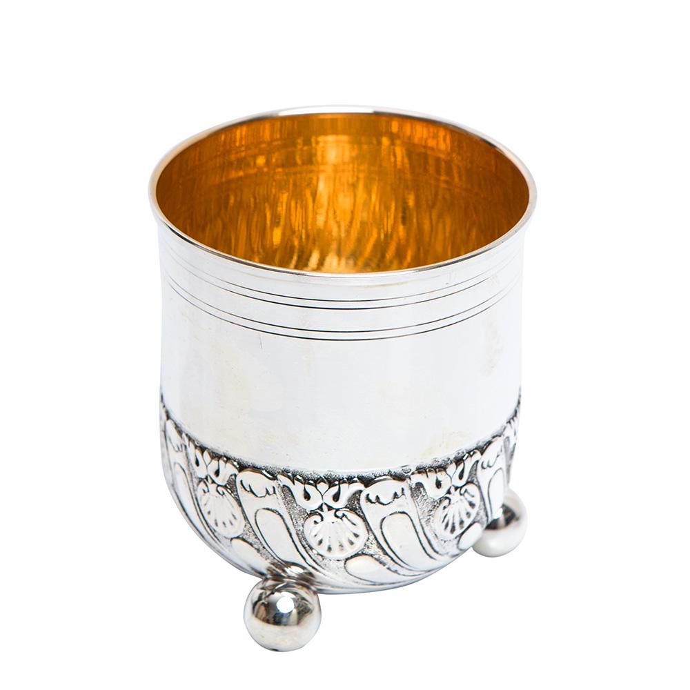 גביע לקידוש – כסף מלא