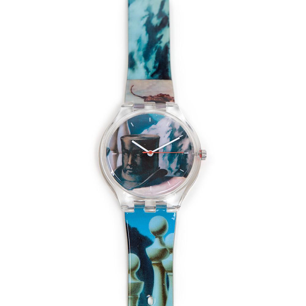 שעון-יד מגריט, הקודר הנאה