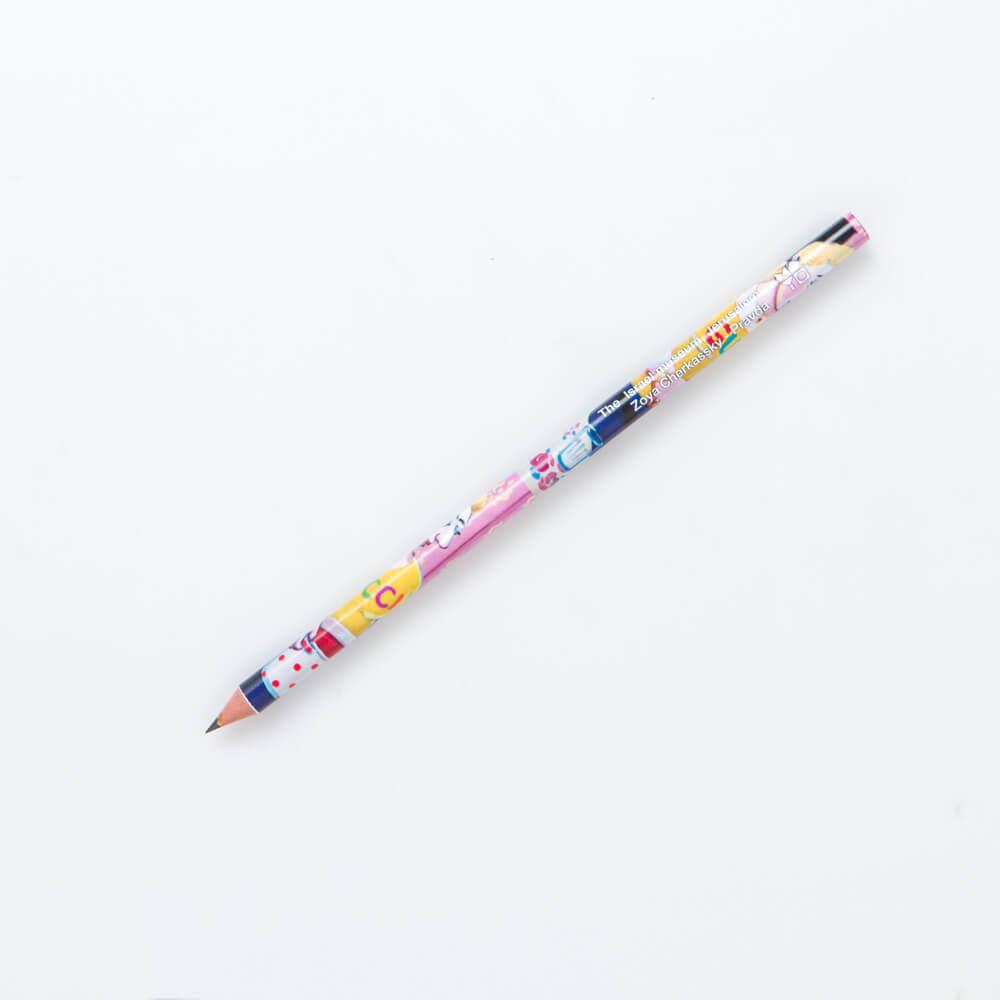 עפרונות זויה צ'רקסקי