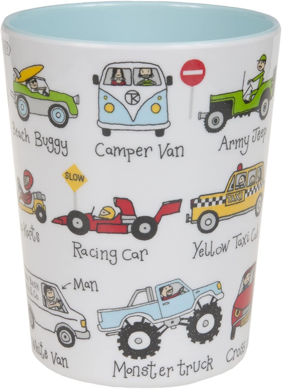 כוס פלסטיק – רכבים
