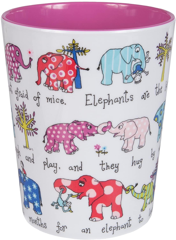 כוס פלסטיק – פיל
