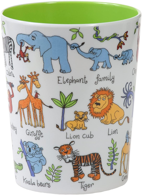 כוס פלסטיק – ג'ונגל