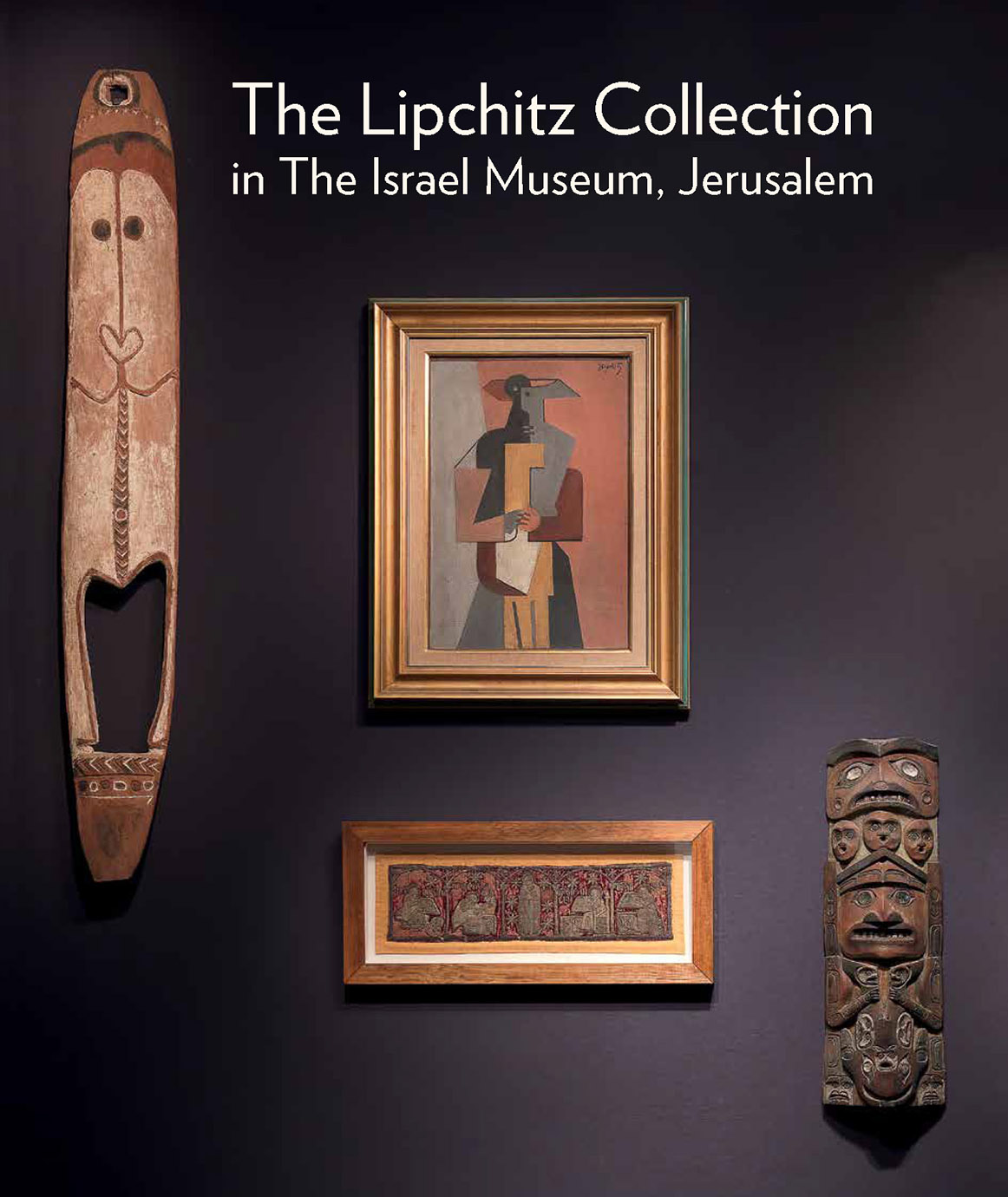 The Lipchitz Collection In The Israel Museum, Jerusalem