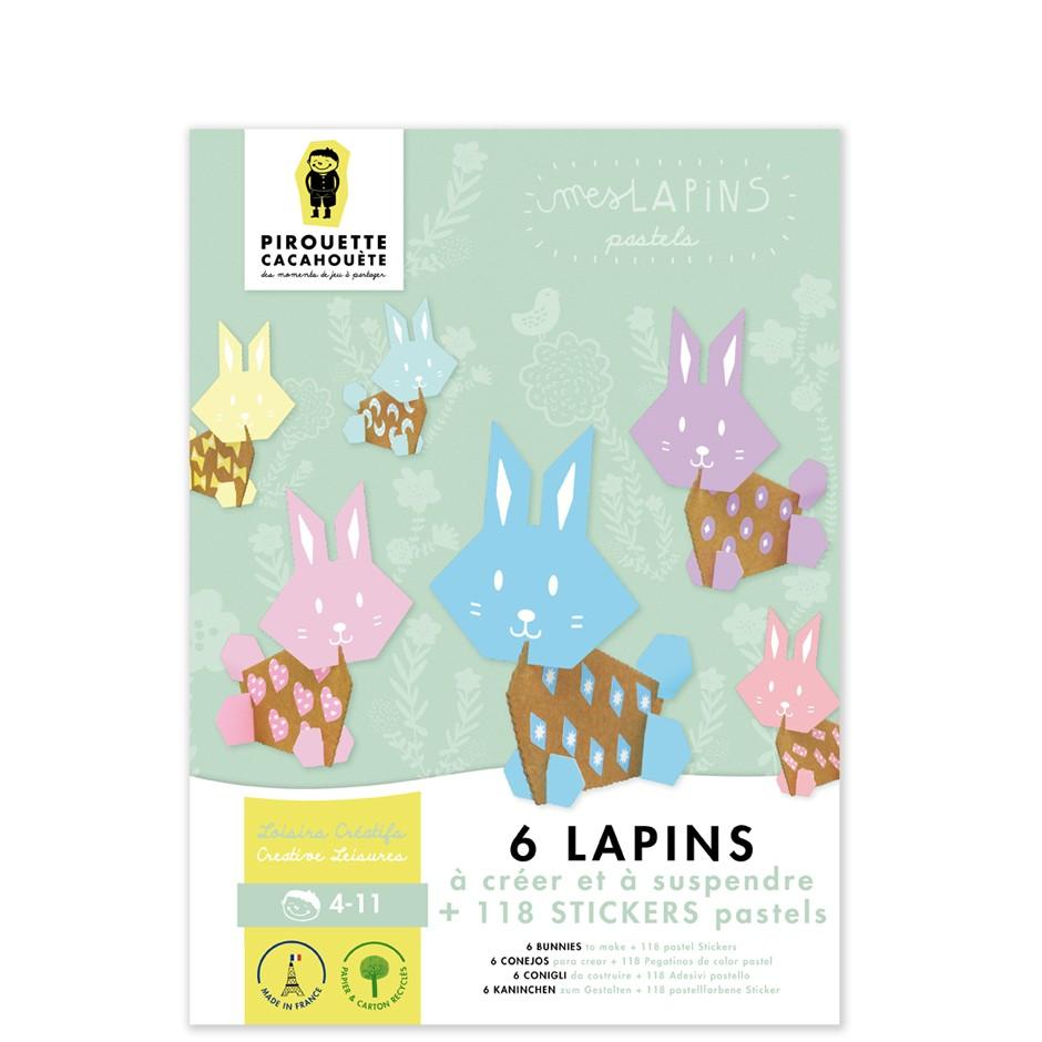 ערכת יצירה – ארנבים