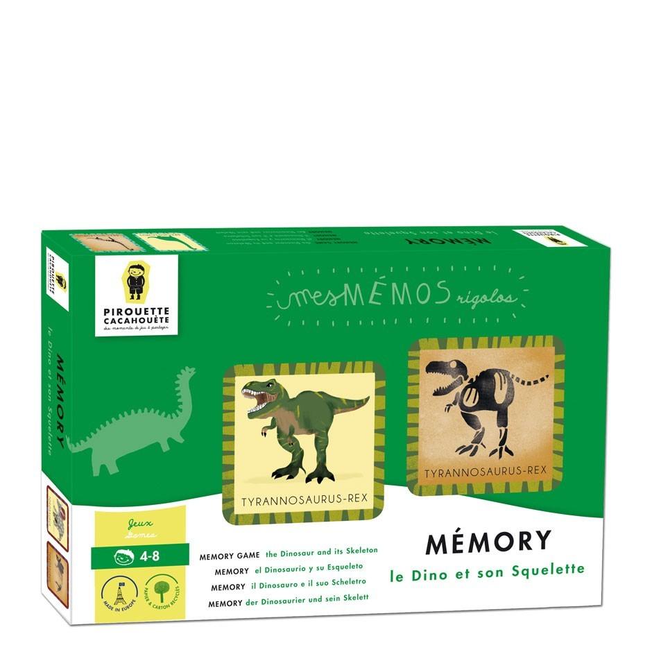 משחק זיכרון – דינוזאורים