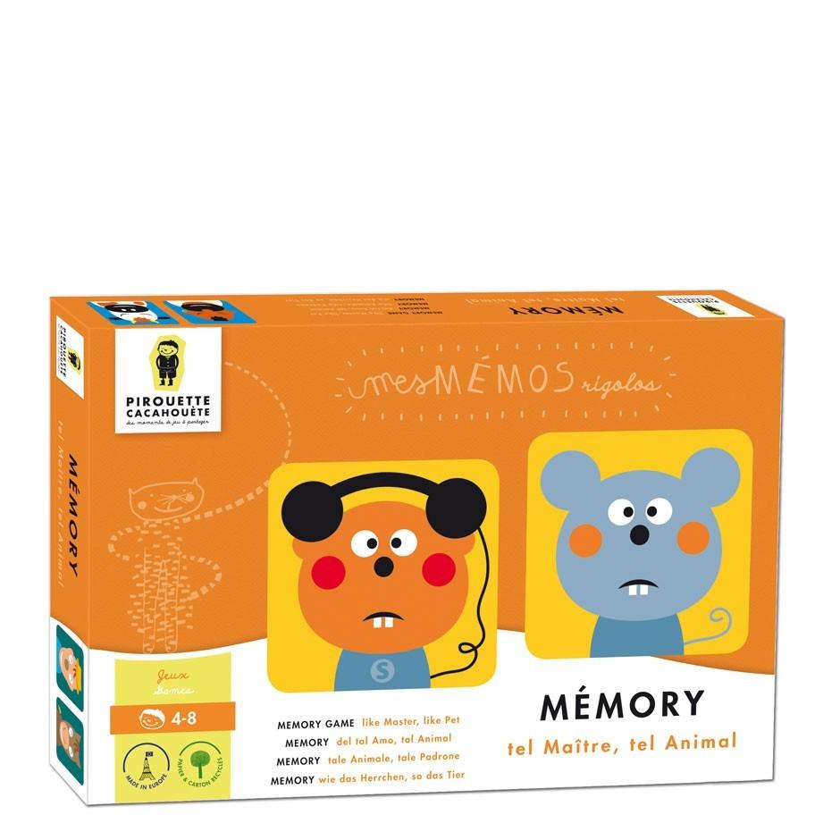 משחק זיכרון – בעלי-חיים
