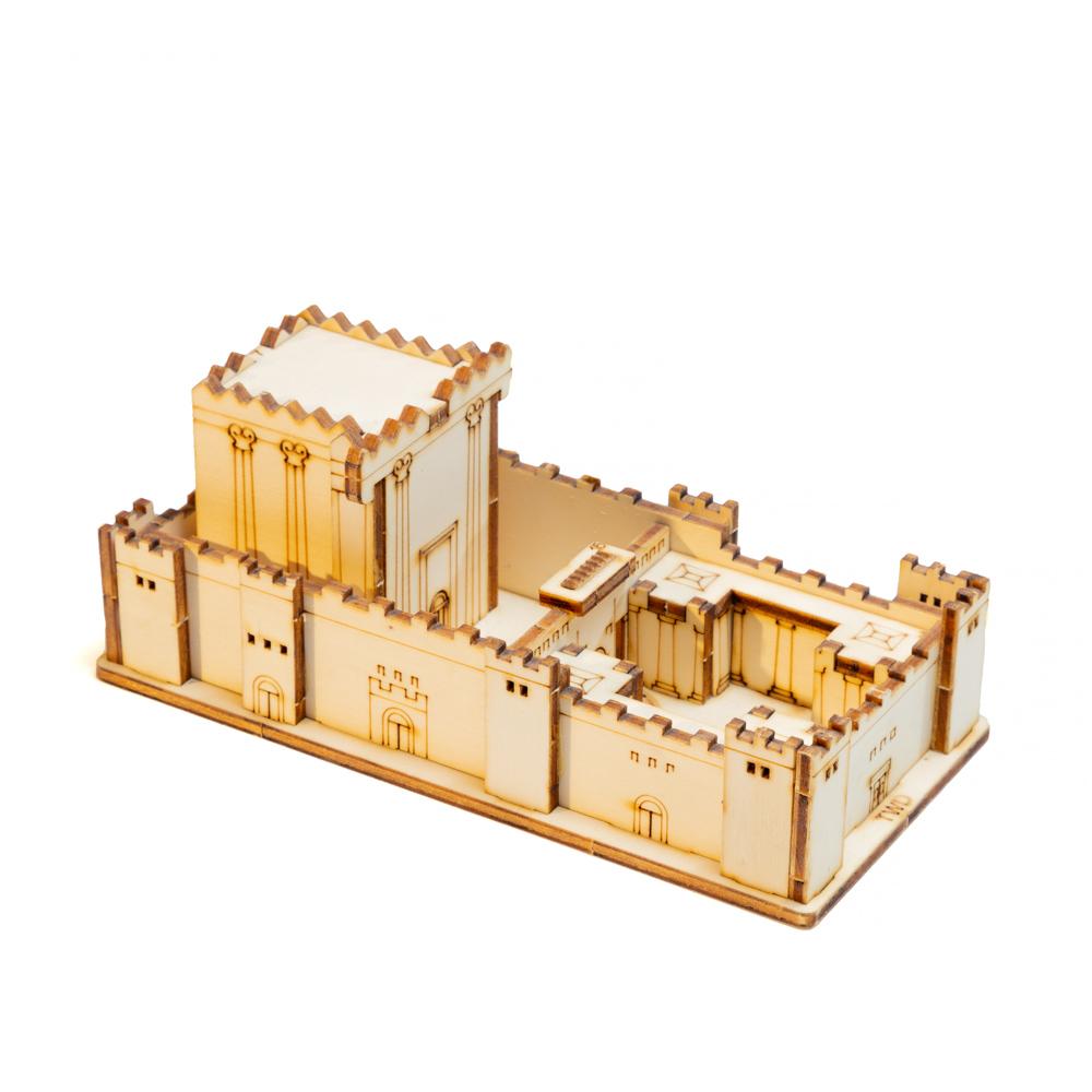 ערכת יצירה – דגם בית-המקדש