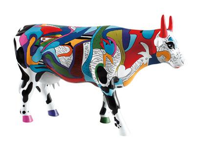 הפרה המוּוּוּפלאה של זיו – גדול