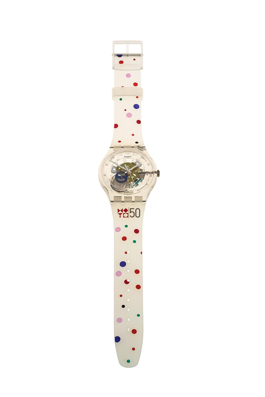 שעון המוזיאון סווטש – מהדורה מוגבלת