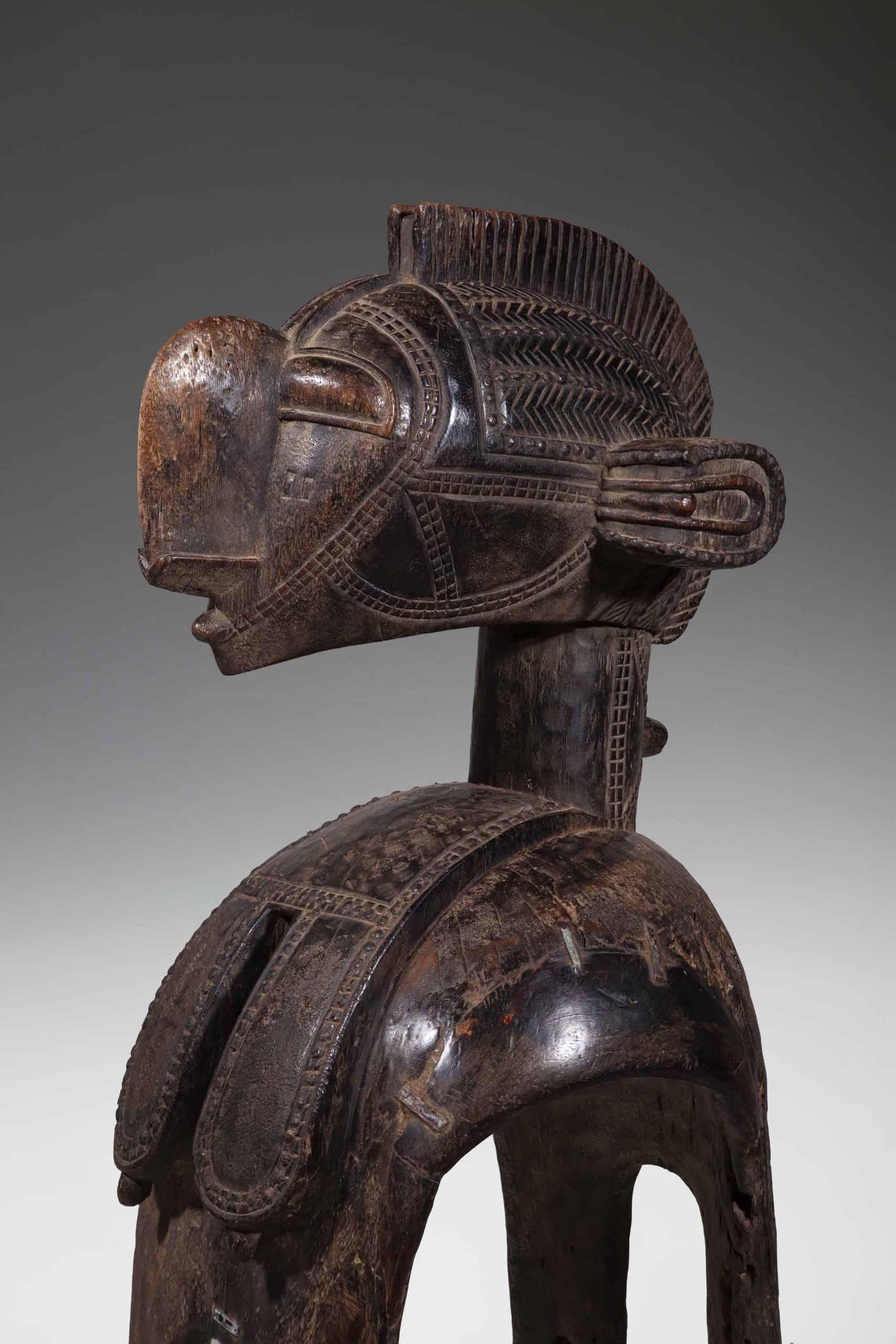 פסלון 'נימבה' – האם הגדולה