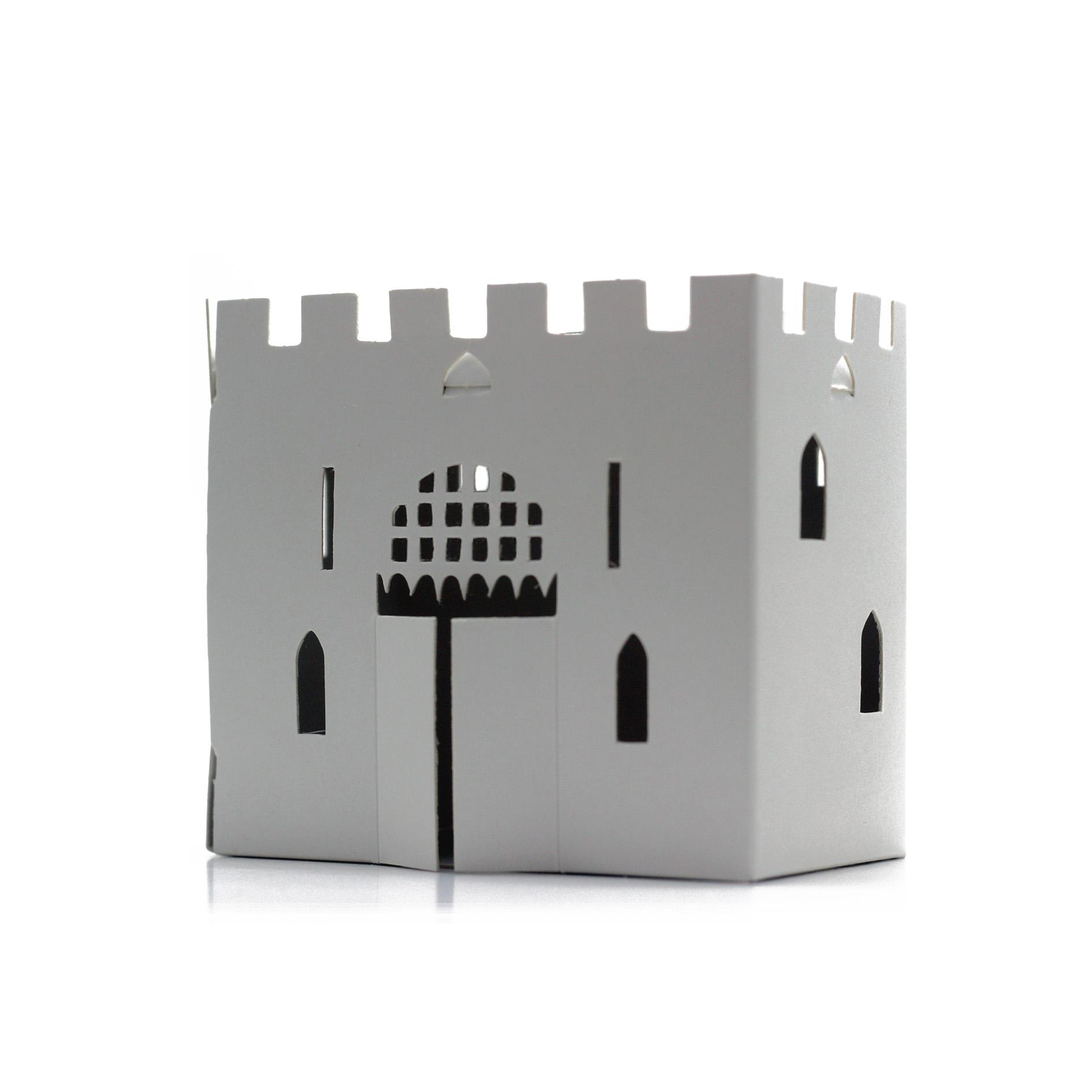 ערכת הרכבה – מנורת לילה סולארית, ארמון