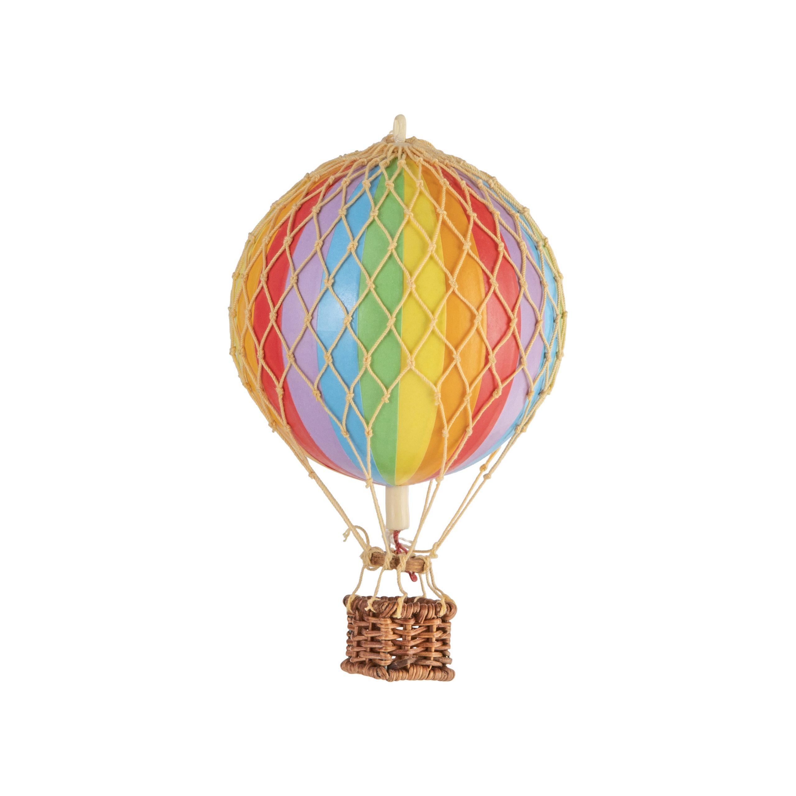כדור פורח – צבעי הקשת