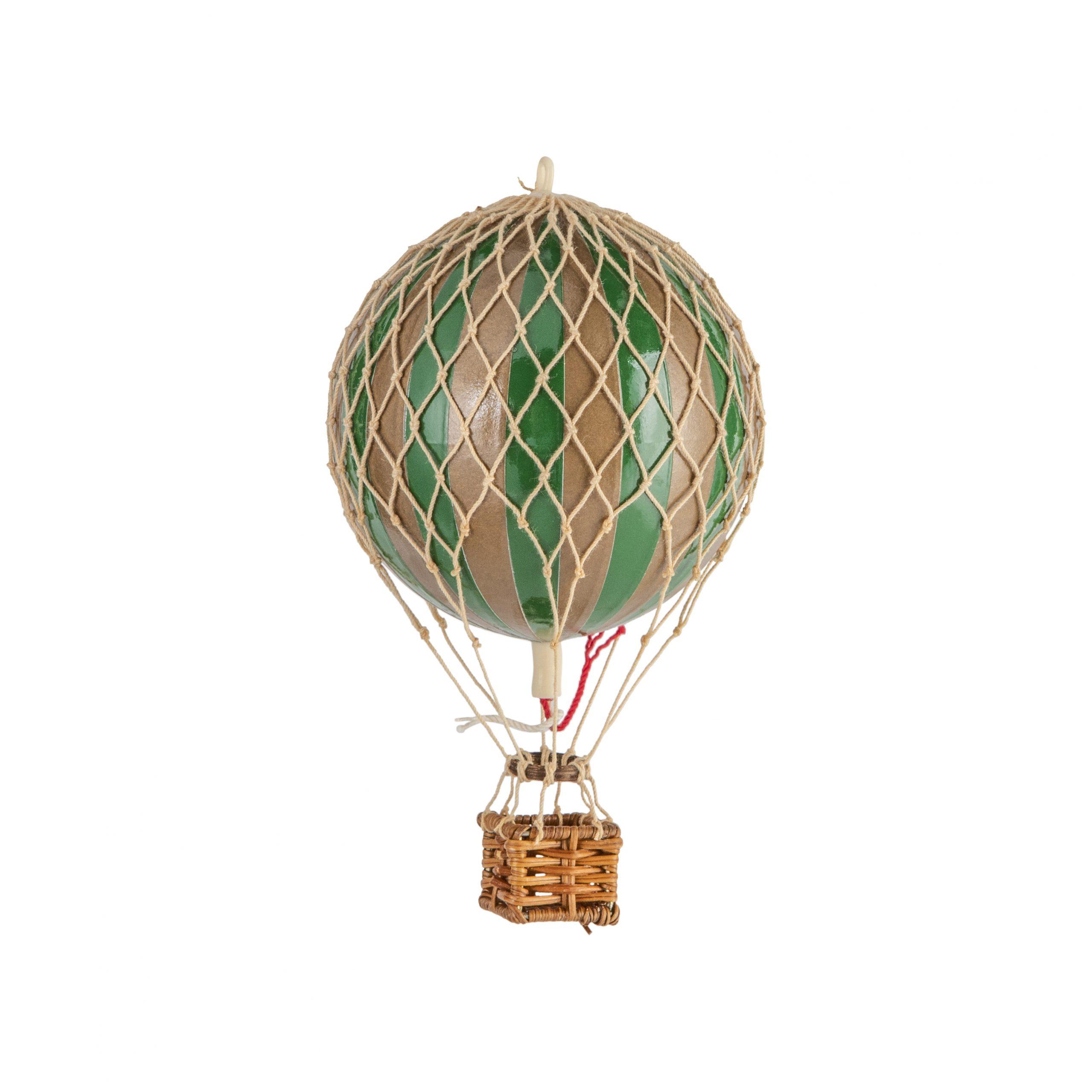 כדור פורח – ירוק וזהב