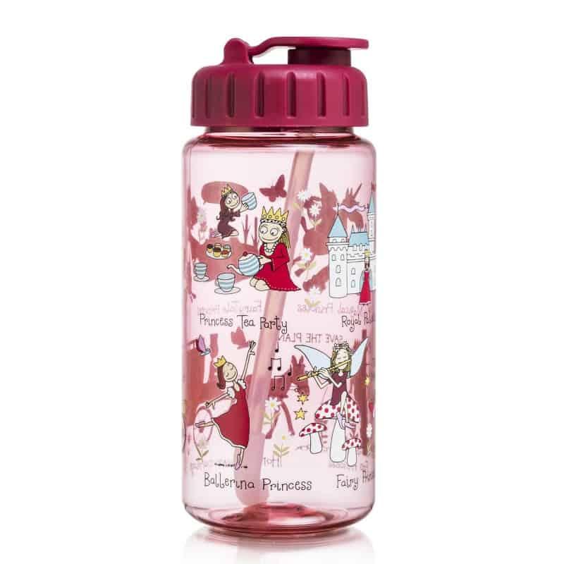 בקבוק שתייה – עולם של נסיכות