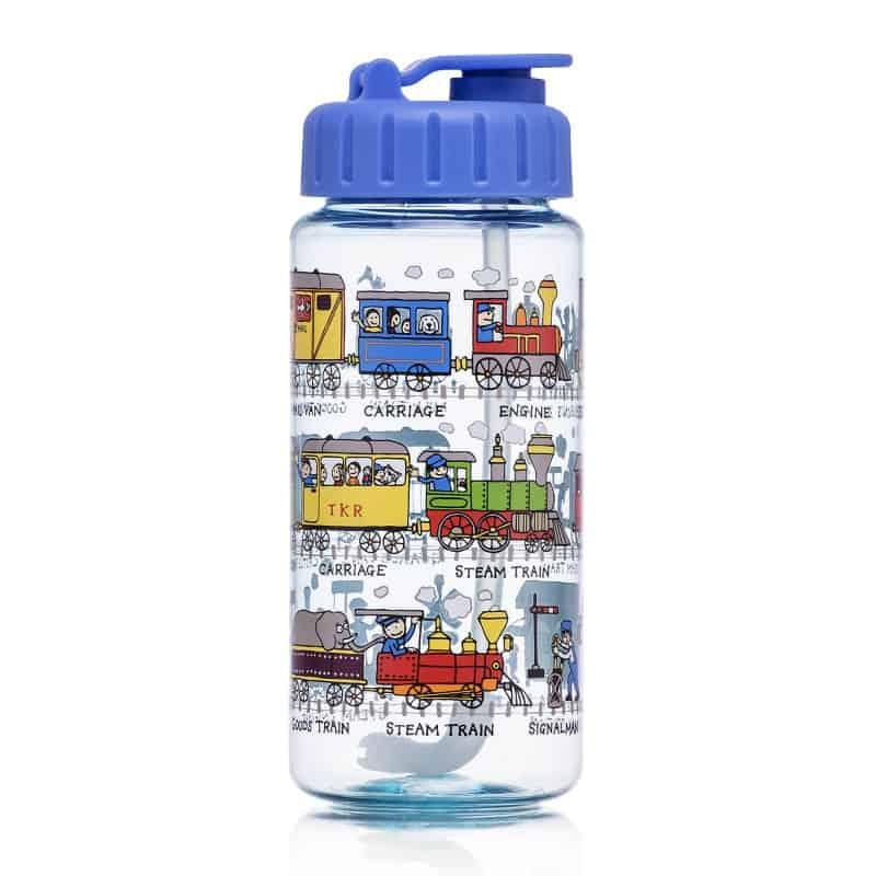 בקבוק שתייה – קרונות רכבת