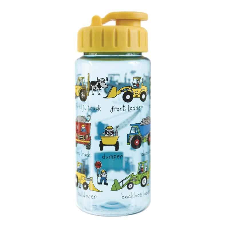 בקבוק שתייה – כלים על גלגלים
