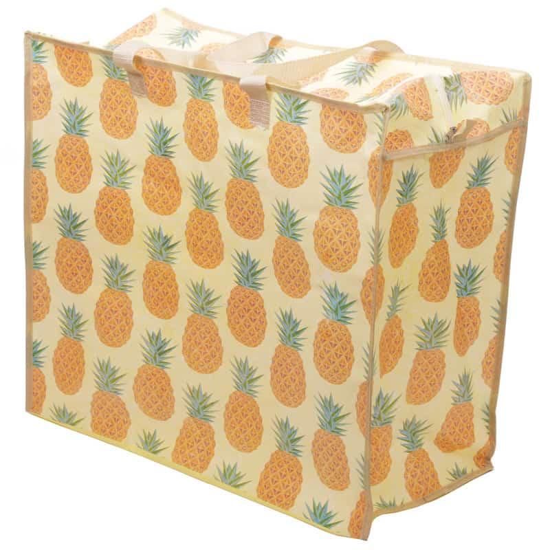 תיק אחסון עם רוכסן – אננס
