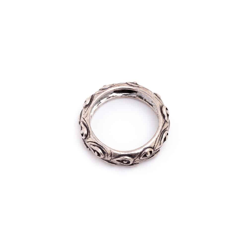טבעת עיני טווס