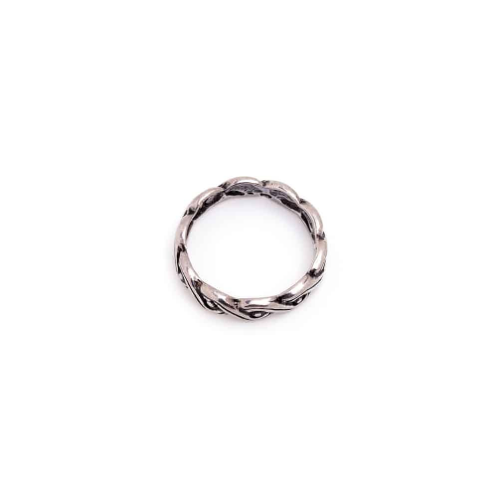 טבעת נישואים, כסף